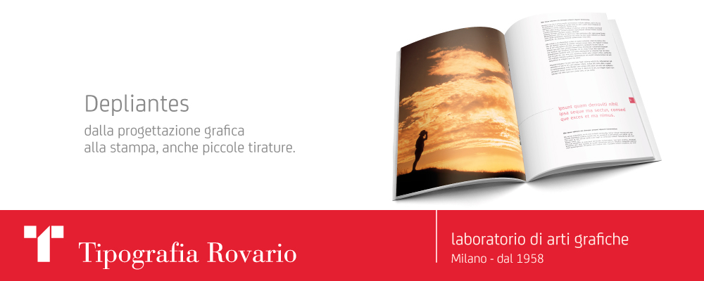 Tipografia Milano Rovario